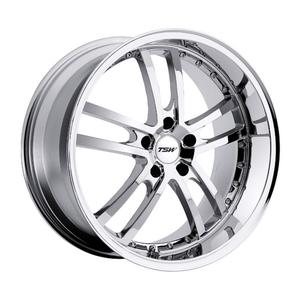 Cadwell Camaro Wheels - Chrome 20x8.5/20x10