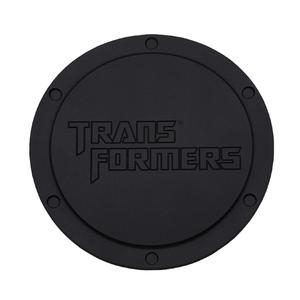 2010-2015 Camaro Transformers Fuel Door Black