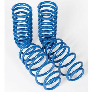 2010-2011 Camaro Ground Force Lowering Springs / Front and Rear Set V8