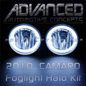 Camaro Halo Fog Light Kit : Single/Dual Color