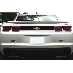 2010-2013 Camaro Trunk Black-Out / Stripe Kit with Cut-out for Chevy Emblem