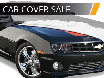 Camaro Car Covers