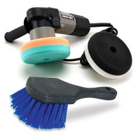Camaro Cleaning Tools