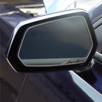 "2010-2015 Camaro - Side View Mirror Trim ""Super Sport"""
