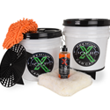 Liquid X Dual Bucket Wash Kit