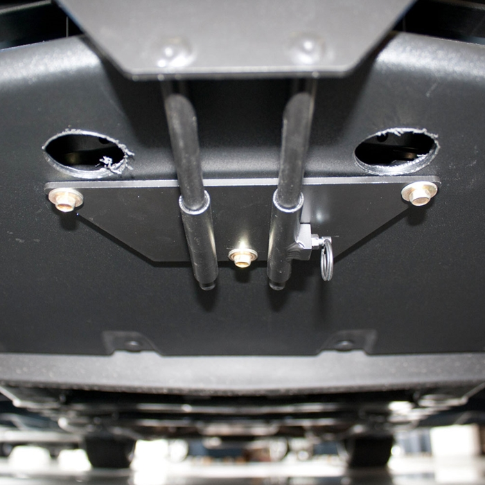 STO N SHO Front License Plate Bracket for 2013 Hot Wheels Camaro//2010-2015 1LE Performance Package