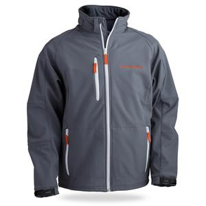Camaro Jacket - Soft Shell Adventure Jacket - Grey