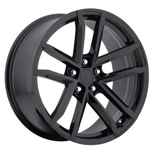 ZL1 Camaro Reproduction Wheels - Gloss Black