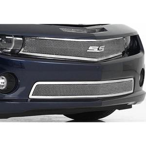 2010-2013 Camaro T-Rex® - Upper Class Custom Style Polished Mesh Upper Grille
