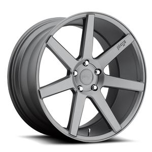 "2010-2014 Camaro Wheels - Niche ""Verona"" - Anthracite (Set of 4) :RS & SS Sizes"