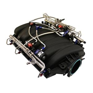 2014 Camaro Z/28 Nitrous Oxide - Factory LS7 Intake W/ NX Piranha Direct Port