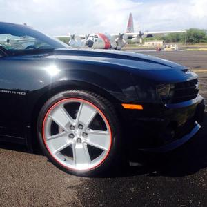 Camaro Rim Savers - Outer Rim Protection and Accent Trim