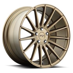 "2010-2014 Camaro Wheels - Niche ""Form"" - Bronze (Set of 4) :RS & SS Sizes"