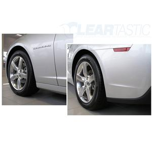 2010-2015 Camaro Paint Protection Kit - Cleartastic PLUS : 4 pc