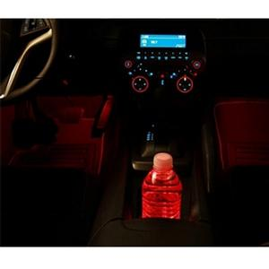 2014-2015 Camaro Ambient Lighting - Footwell and Cup Holder