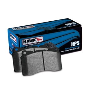 2012-2015 ZL1 Camaro HPS Performance Hawk Street Compound Front & Rear Pads