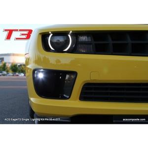 Eagle T3 Single LED Lighting Kit : Camaro SS