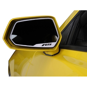2010-2015 Camaro - Side View Mirror Trim RS Lettering