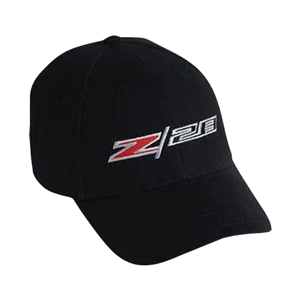 Camaro Z/28 Hat - Black