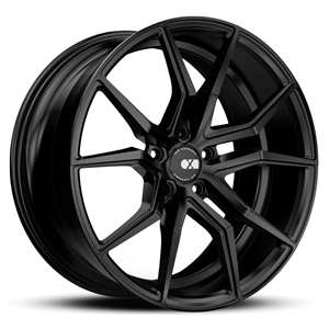 XO Luxury Verona X253 Wheels - Matte Black