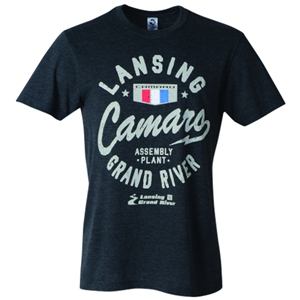 Camaro Lansing Grand River T-Shirt w/ Badge