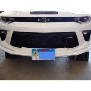 2016 Camaro (W/ Ground Effects) - STO N SHO - Detachable License Plate Bracket