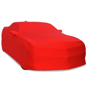 Camaro Ultraguard Stretch Satin - Indoor: Red