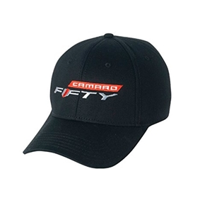 Camaro Fifty Classic Hat Black