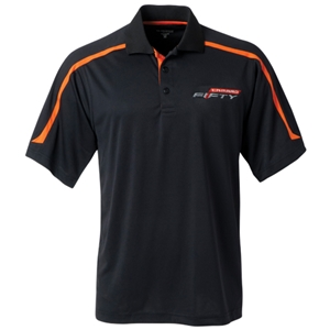 MENS CAMARO FIFTY TITAN POLO