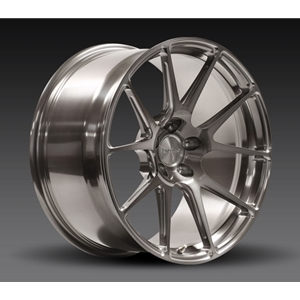 Forgeline GA1R Forged Wheels (Set) Matte Black 20x10 & 20x11