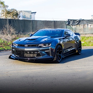 2016+ Camaro 6 Front Splitter Kit