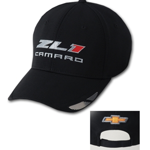 Chevrolet Camaro ZL1 Carbon Fiber Look Accent Baseball Cap