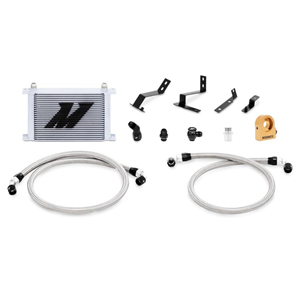 2016+ Camaro SS Oil Cooler Kit - Silver