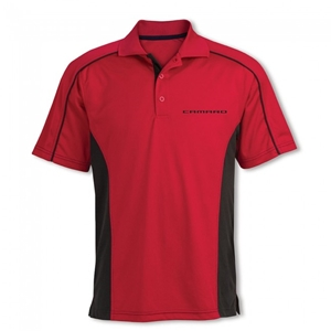 Performance Style Polo Shirt - Classic Red