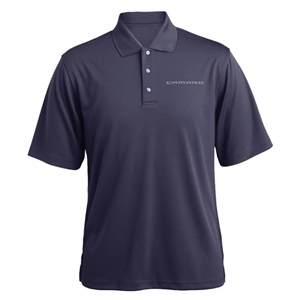 Camaro Signature Polo Shirt - Charcoal