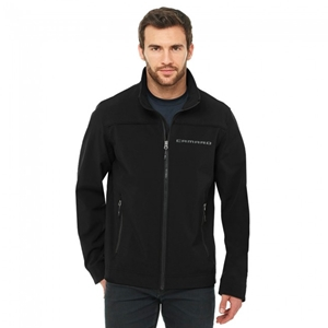 Camaro Signature Precision Soft Shell Jacket - Black