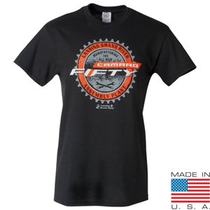 Camaro Fifty Lansing Grandriver Made In USA Tee