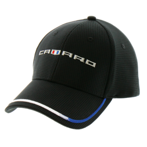 Red White & Blue Heritage Cap - Black