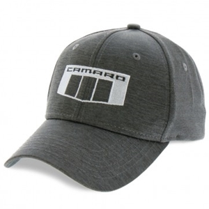 Tonal Badge Cap - Black Heather