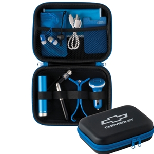 Chevrolet Bowtie Tech Set-blue