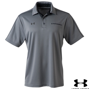 CAMARO UNDER ARMOUR TECH POLO