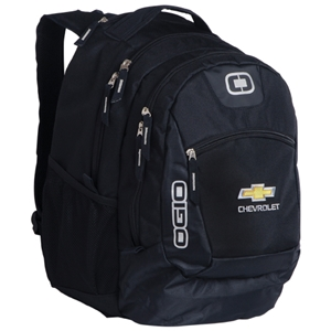 Chevrolet Gold Bowtie Ogio Rogue Back Pack