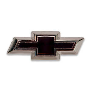Chevy Bowtie Lapel Pin 1""