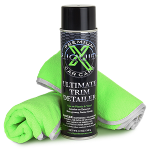 Liquid X Classic Ultimate Trim Detailer Combo