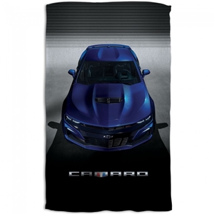 Camaro Travel Blanket