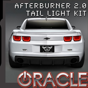 2010-2013 Camaro Afterburner Tail Light Halo Kit 2.0