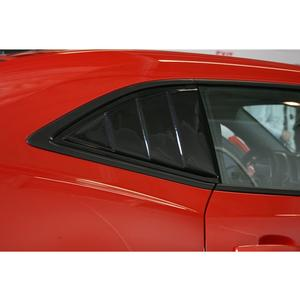 Camaro Side Quarter Panel Window Louvers