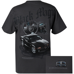 Camaro Black Magic T-Shirt