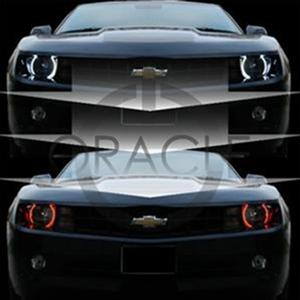 Camaro Halo Headlight Kit : Single Color for 2010-2013