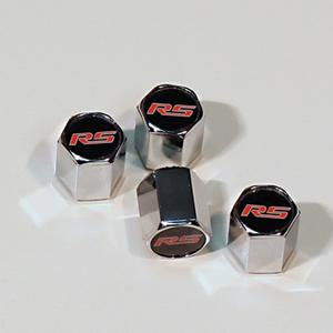 Camaro Valve Stem Cap Set - RS